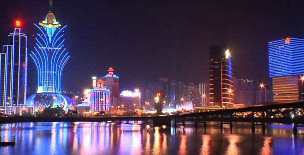 China, Macau and Tops on Pinterest