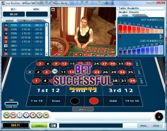 Baby gambling