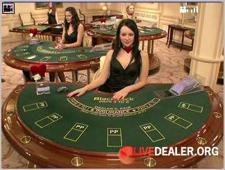 Live dealer liliana
