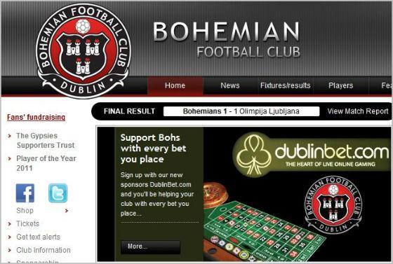 Dublinbet-BohemianFC