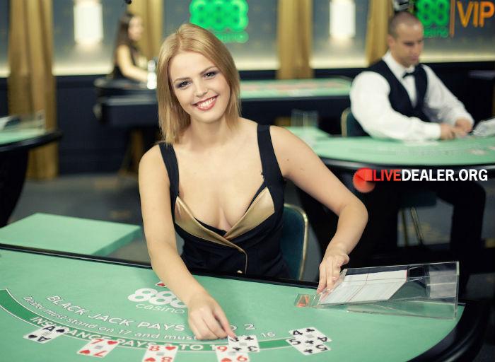 888 live casino private room