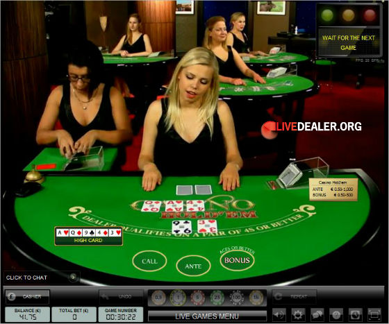 Texas Holdem Rules  How to Play Texas Holdem Poker