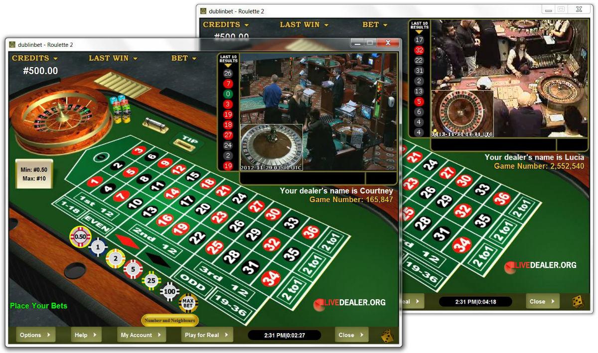 Map gambling