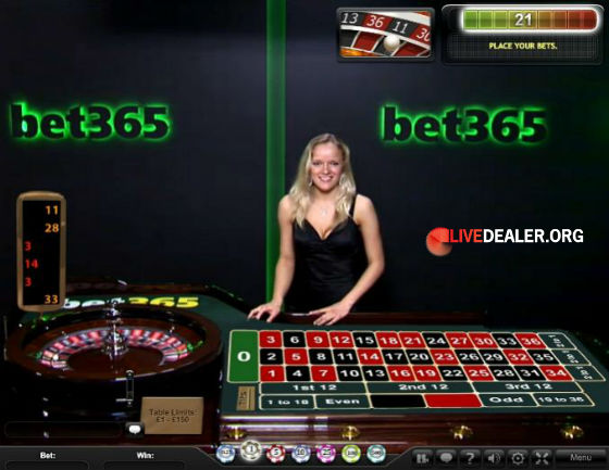 Bet365 live roulette limits double-slotted standards and brackets