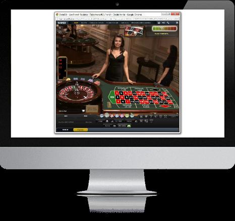 Online casino dealer