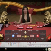 Dragon Jackpot Baccarat