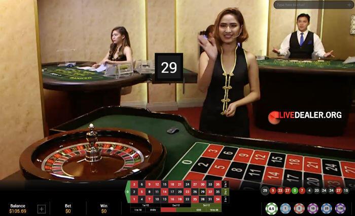 European live roulette playtech look Ödemiş
