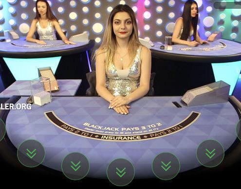 Soho blackjack