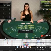 Playtech Lounge Baccarat