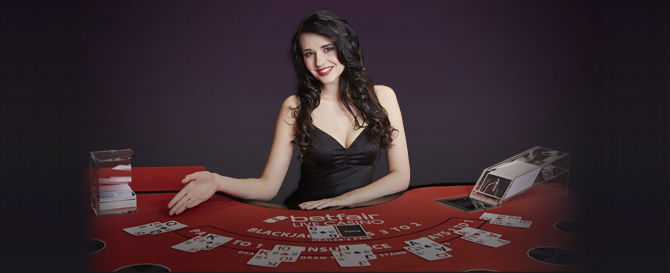 Betfair Live Casino