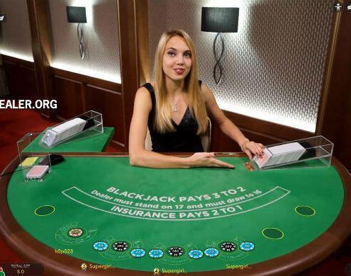 evolution gaming casino