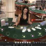 Playtech (old) live dealer blackjack