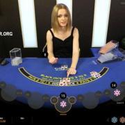 Playtech live dealer Lounge Blackjack