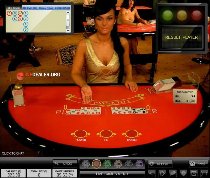 evo vip blackjack casino