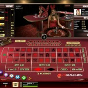 Playboy Bunny live roulette
