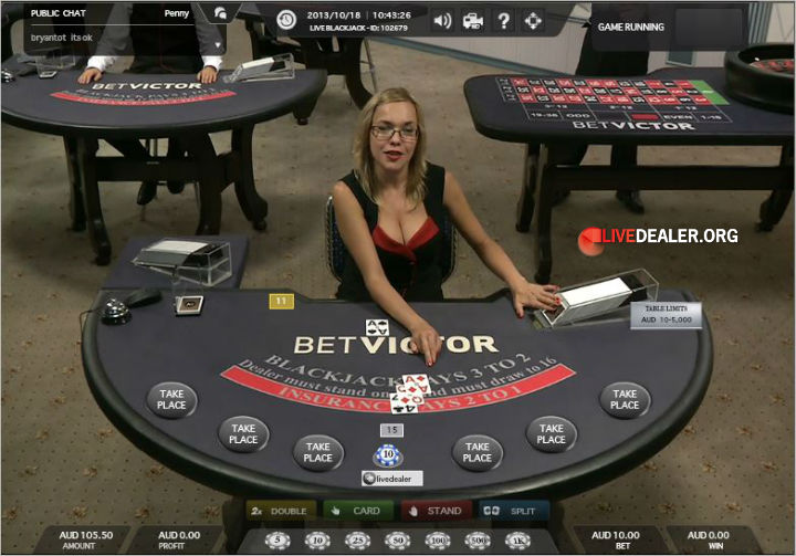 Betvictor live blackjack new csgo roulette websites