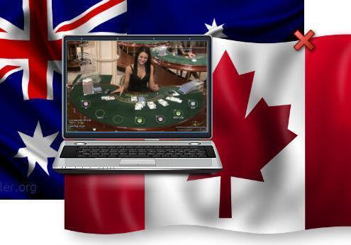 Australia Canada Playtech