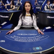 William Hill private live blackjack