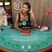 888 exclusive live blackjack