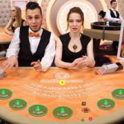 Leo Vegas exclusive live blackjack