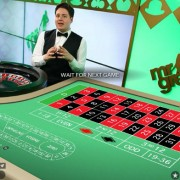 Mr Green exclusive roulette