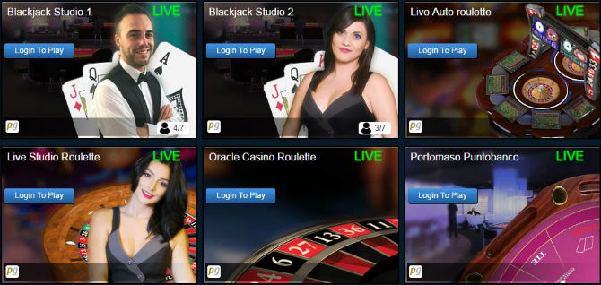 Portomaso Live Dealer Casino | Livedealer.org