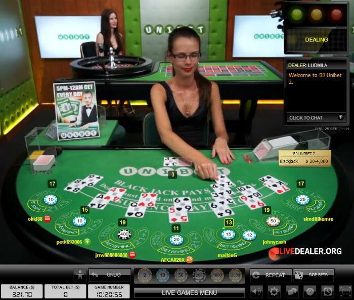 Live Casino Poker Promotions
