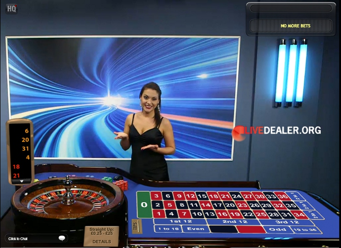 spot the differences - Speed roulette table
