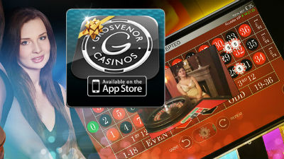 Grosvenor live games for iPad