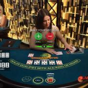 Evolution Caribbean Stud Poker