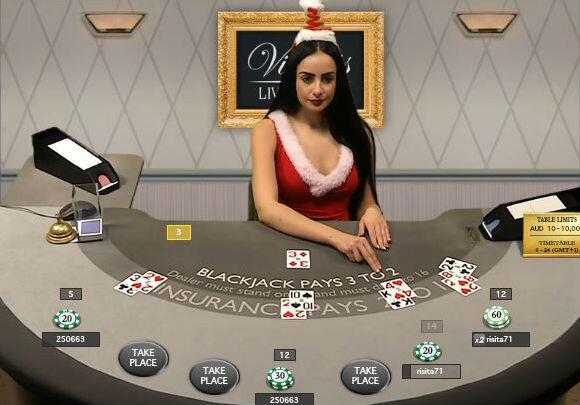Free live casino no deposit