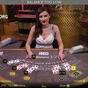 mobile evolution platinum blackjack