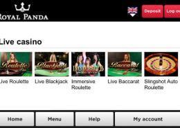 play via mobile website