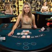 Evolution's new Texas Hold'em Poker