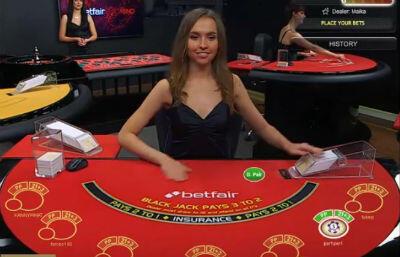 playing Betfair