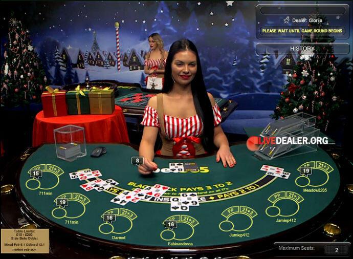 Christmas at bet365