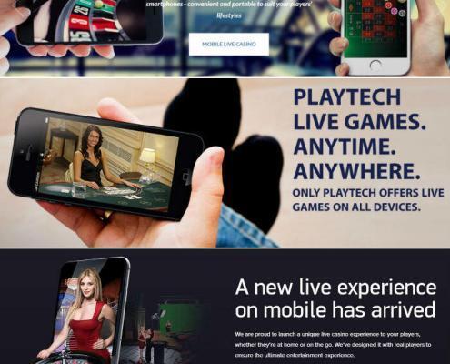live dealers on mobile