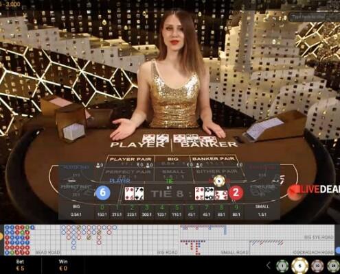 Playtech Grand Baccarat