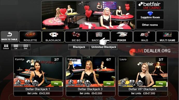 Poker-tab