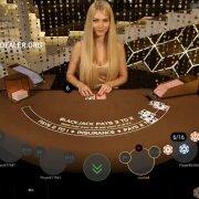 Royale blackjack with Karalina