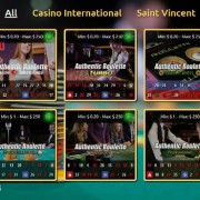 St Voncent's and Casino International