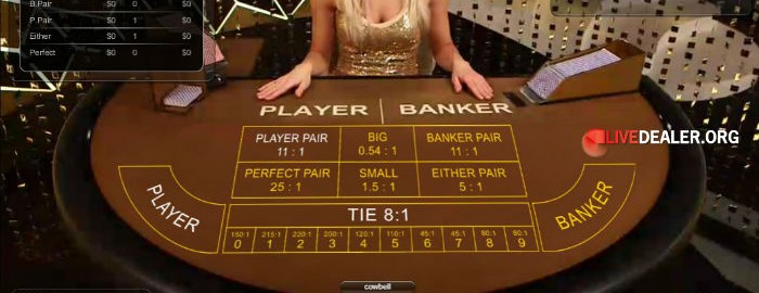 Playtech Grand Baccarat