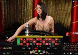 evo speed roulette
