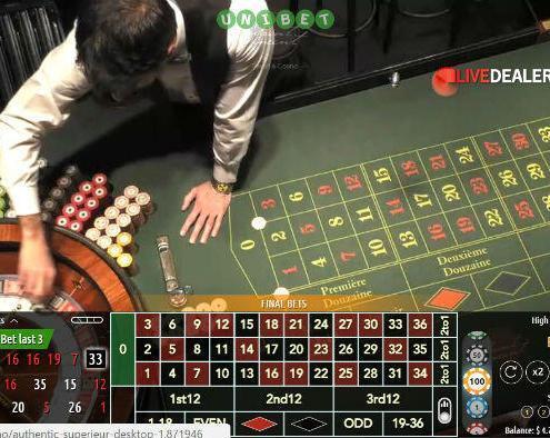 saint vincents roulette