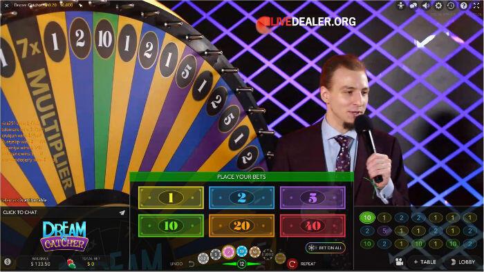 888 casino dreamcatcher