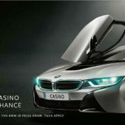 BMW i8 at Sky