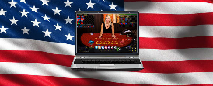 Live casinos for US players