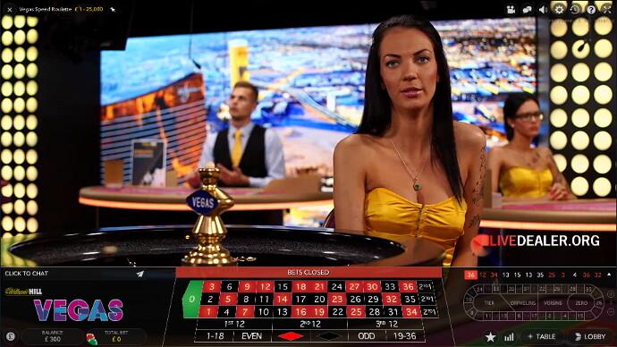 Vegas-speedr