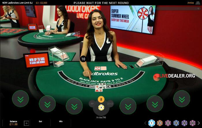 blackjack ladbrokes