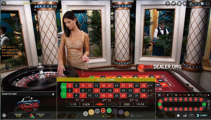 Evolution Gaming Live Roulette Table Review Livedealer Org
